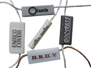 El sello personalizado Etiquetas para Ropa y Accesorios textil hogar (EN80113)