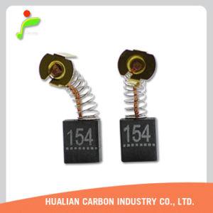 Escobillas de carbón eléctrica herramientas eléctricas CB-154/DC Las escobillas de carbón del motor de ajuste para diversos de amoladoras angulares 2400b, 2401b, 5077b
