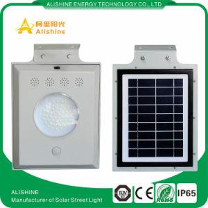 prezzo solare tutto compreso economizzatore d'energia Integrated dell'indicatore luminoso del giardino della via di 5W LED