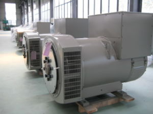 China sin escobillas generador sincrónico trifásico de 320 KW/400kVA (JDG314F)