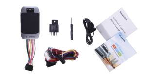 Bn-303f GPS Feststeller, GPS-Fahrzeug-Verfolger, Echtzeitfahrzeug-Gleichlauf