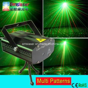 Mini Proiettore Effetto Luci Laser Per Disco Discoteca Dj.Mini Effetto Dei Reticoli Della Luce Laser 4 Di Vendita Del Dj Di