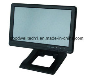 10.1  Aanraking LCD POS Monitor met VGA&HDMI&DVI, 1024X 600