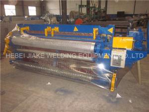 Máquina soldada avançada high-technology do engranzamento de fio em Rolls