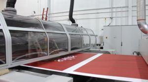 42, 54, 63 ширина 57GSM HS Быстрый сухой Jumbo Frames рулона бумаги с термической возгонкой красителя для Reggiani Ренуар с Kyocera