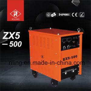 Máquina de soldadura do arco com Ce (ZX5-630)