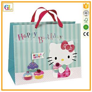 Sac cadeau personnalisé Services d'impression (OEM-GL002)