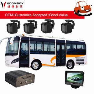720p 4CH 3G 4G WiFi GPS Car DVR
