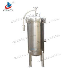 Alojamento do filtro de segurança em aço inoxidável