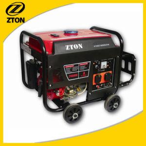 Generatore elettrico Ohv 6500 di uso della casa di inizio