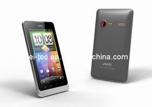 Andriod Smart Phone 5.0 polegadas tela de toque capacitivo de Alta Definição