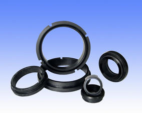 Los anillos de sellado de carburo de silicio Pressureless-Sintered