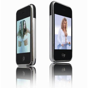 Doppel-SIM Handy der Viererkabel-Band-Noten-mit Java (i68)