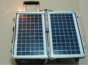 携帯用太陽エネルギーの発電機