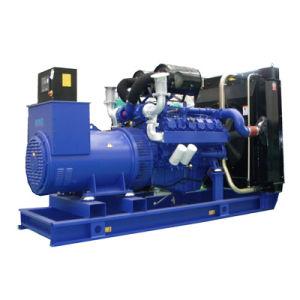Удивительный с водяным охлаждением откройте дизельного генератора 500 квт