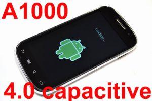 TV Telefone móvel o Android 2.2 4.0 GPS WiFi tela de toque capacitivo (A1000)