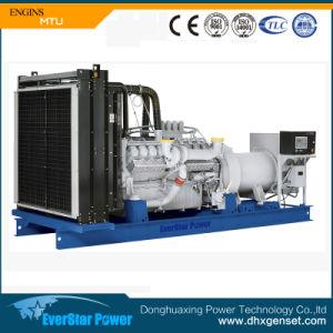 900kw Groupe électrogène Diesel Powered by MTU pour la vente du moteur