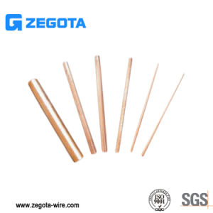 De alta calidad de la fábrica de alambre de cobre de cátodos de cobre-berilio/.