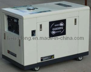 6.0kw DCガソリン発電機((無声) GGDC6500S)