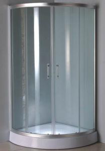 Cabina de ducha de vidrio (601-5)