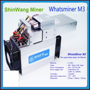 Climatiseur Split Second Hand Whatsminer M3 12.5t Bitcoin Miner --- --Shiping à l'Iran
