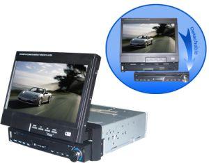 소음 Indash 1대의 차 DVD (MOI-7905)