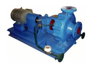熱湯の循環ポンプ
