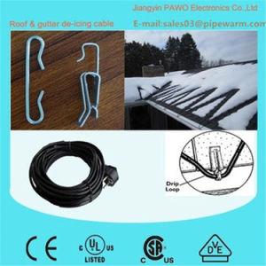 800W PVC fabricante de cabos eléctricos de aquecimento na China