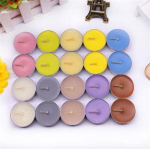 Velas Tealight en Set de Regalo de colores