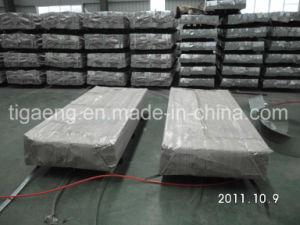En acier ondulé galvanisé recouvert de zinc toiture/panneau mural pour l'Afrique