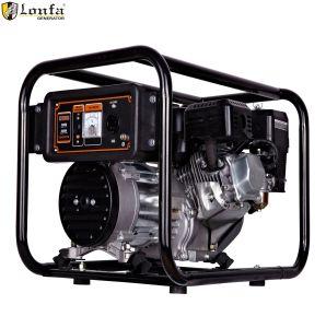 Novo Design numa 2.5KW 6.5HP Preço gerador a gasolina na Índia