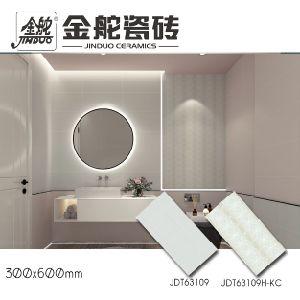 300x600mm nueva llegada cocina azulejos de cerámica Digital