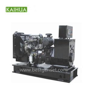 De ISO Goedgekeurde Super Stille Diesel 30kVA Perkins Prijs van de Generator