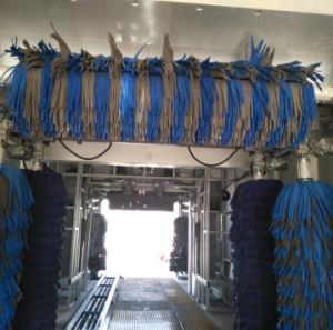 Cc690 Máquina de Lavar Carro inteligente do túnel da Mancha de forma totalmente automática