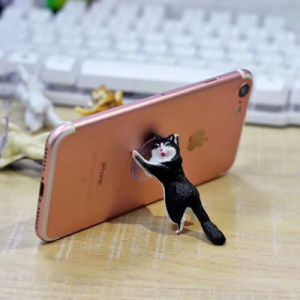 Neues Jahr-Katze-Telefon-Halter-nette koreanische Handy-Zubehör