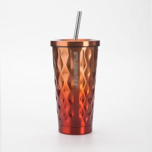 Вакуумные трубки из нержавеющей стали для приготовления кофе Старбакс льда тумблерный Starbucks термос кружка