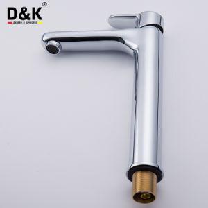 単一のレバーの高品質のよい価格の真鍮のクロムによってめっきされる高い洗面器のミキサー
