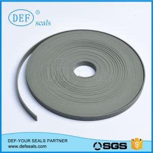 PTFE+Carbon Empaistic Teflonband/Abnützung-Streifen/Bänder