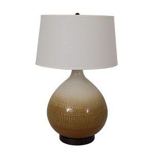 De klassieke Ceramische Lichte Schemerlamp van de Lamp van de Lezing van het Bed voor Guestroom