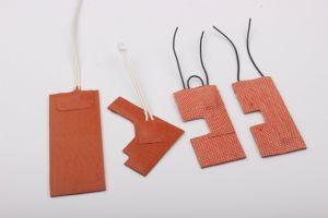 シリコーンの熱伝導性の温湿布
