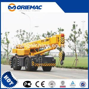 De populaire Kraan van het Terrein 35ton van China XCMG Mobiele Ruwe Rt35