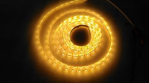 5050SMD LED flexibles impermeables cintas Cinta LED