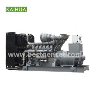 875kVA/700kw elektrische die Generator door Britse Perkins Dieselmotor wordt aangedreven