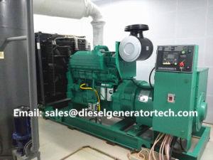 Cumminsのディーゼル発電機220kw 275kVAの発電機セットの熱い販売ISO 8528の標準