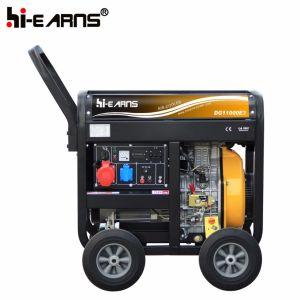 Type de trame Air-Cooled ouvert Groupe électrogène Diesel (DG11000E3)