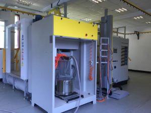 Puder-Beschichtung-Zeile für LPG-Zylinder-Produktionszweig