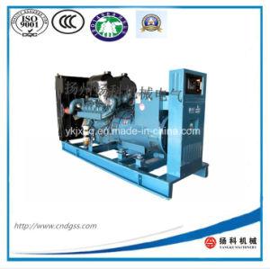 Lage Diesel van Doosan 240kw/300kVA van de Consumptie van de Stookolie Generator