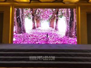 L'intérieur de la vidéo HD P4.8 Afficheur à LED avec panneau Die-Casting