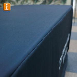 OEMの印刷ポリエステルセッションテーブル掛け(TJ-16)