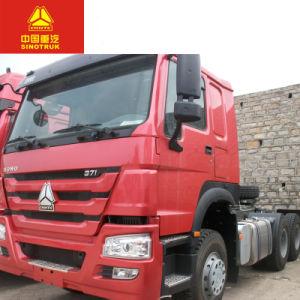 6X4 Sinotruk HOWO 371HP Dieselmotor-Traktor-LKW für Verkauf